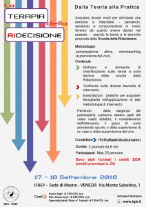 Ridecisione 3