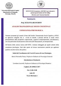 Locandina seminario 20 aprile 2017